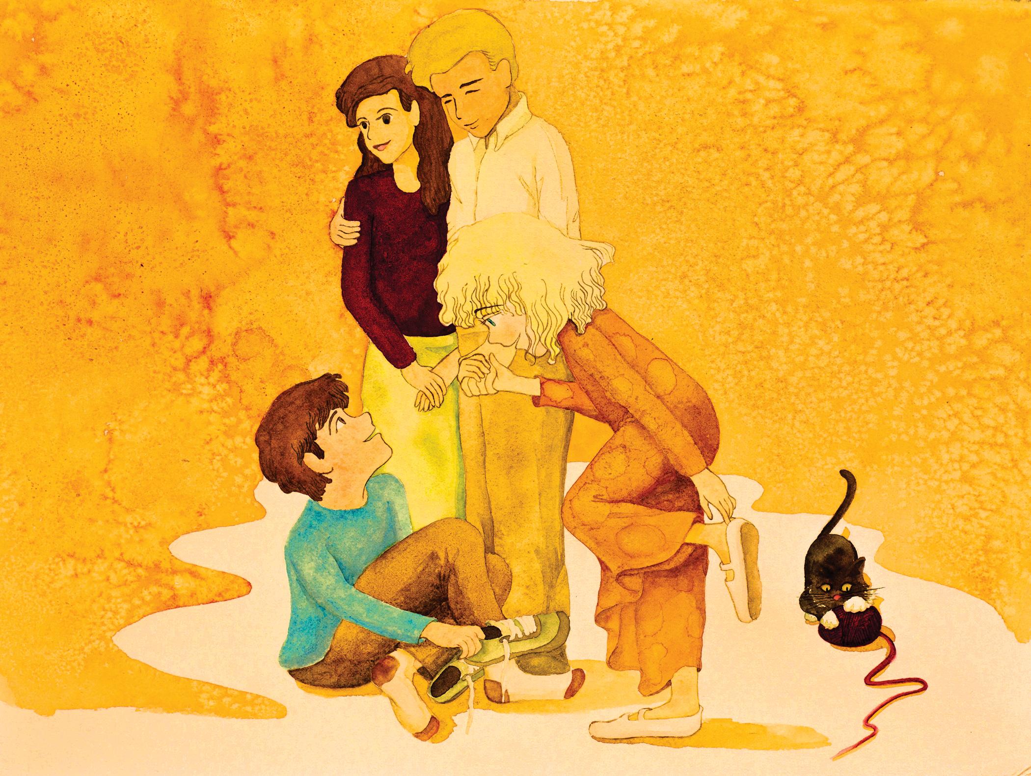 Sharing the Dharma with children | 50 percent Dakini